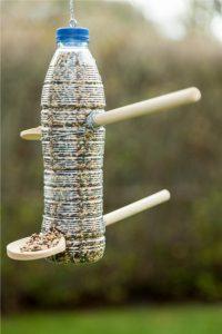 wild bird feeder