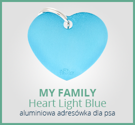 heart light blue